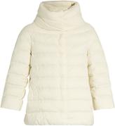 Herno Funnel-neck down-filled jacket