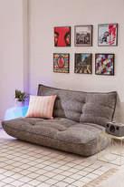 Urban Outfitters Greta Tweed Sleeper Sofa