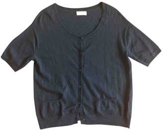American Vintage Blue Cashmere Knitwear for Women