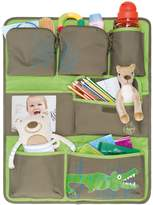 Lassig Kids Car Wrap To Go Car Organizer, Crocodile, Olive (japan import)