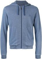 Z Zegna drawstring hoodie - men - Cotton/Modal - XL