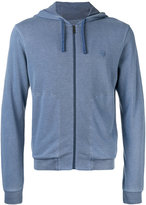 Z Zegna drawstring hoodie - men - Modal/Cotton - XL