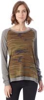 Alternative Locker Room Printed Eco-Jersey Pullover