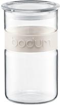 Bodum Presso Storage Jar - White