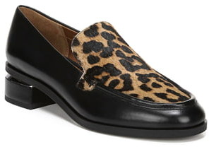 Franco Sarto Newbocca Genuine Calf Hair Loafer