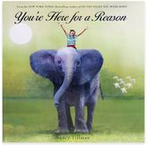 """""""You're Here for a Reason"""" Book by Nancy Tillman"""