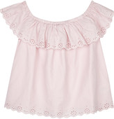 Ralph Lauren Eyelet cotton top 2-16 years