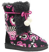 Muk Luks Girl's Jewel Boots