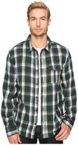 Alternative Yarn-Dye Flannel Logger Shirt Jacket