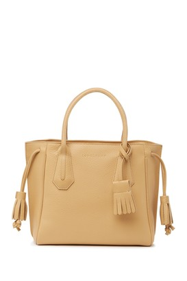 Longchamp Small Leather Tote Bag