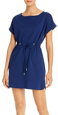 Tommy Bahama Veranda Drawstring-Waist Pullover Dress