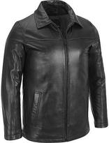 Wilsons Leather Mens Big & Tall Zip Lamb Hipster W/ Thinsulate? Zipout Liner