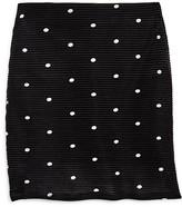 Aqua Girls' Textured Skirt, Sizes S-XL - 100% Exclusive