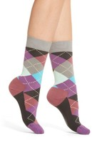 Happy Socks Women's 'Checker' Low Cut Athletic Socks