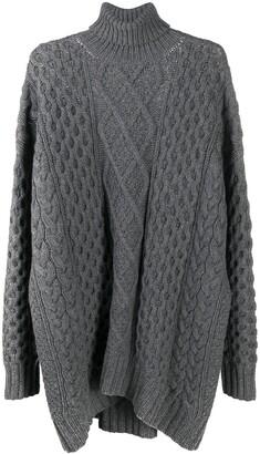 MICHAEL Michael Kors Cashmere Cable-Knit Jumper