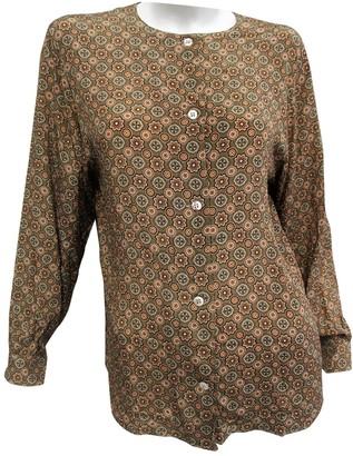 Marella Green Top for Women Vintage