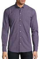 Zachary Prell Checked Button-Down Shirt