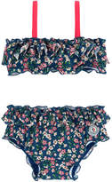 Moncler Printed bikini