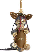 Burberry Mabel The Donkey wool charm