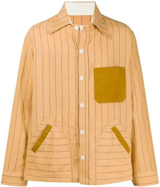 Nicholas Daley Yussef shirt jacket