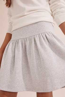 Country Road Teen Recycled Cotton Sweat Skirt