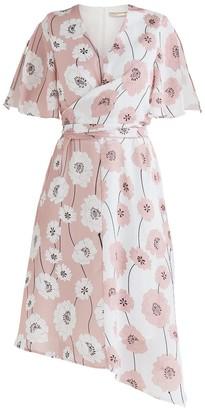 Paisie Athens Floral Dress