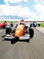 Virgin Experience Days Silverstone Single Seater Racing Car Thrill