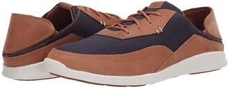 OluKai Kihi (Charcoal/Charcoal) Men's Shoes