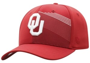 Top of the World Oklahoma Sooners Sling Flex Stretch Fitted Cap