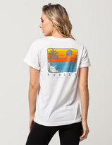 Hurley Total Womens Tee