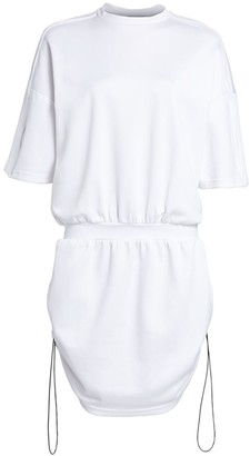 artica-arbox Drawcord Sweatshirt Dress