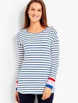 Talbots Stripe Tunic
