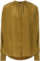 Joseph frilled neck blouse - women - Silk - 36