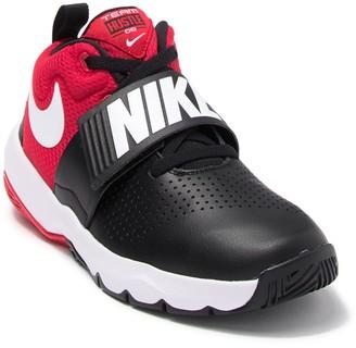 Nike Team Hustle D8 Sneaker (Big Kid)