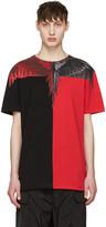 Marcelo Burlon County of Milan Red Paz T-Shirt