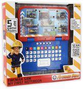 Fireman Sam My FIrst Notebook