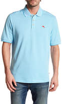 Tommy Bahama Emfielder Stripe Pique Regular Fit Polo