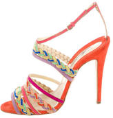 Brian Atwood Altair Suede Sandals
