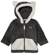 Patagonia Baby Furry Friends Hoody Forge Grey