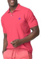Chaps Custom-Fit Pique Polo