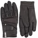 Sandro Race Leather Gloves