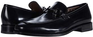 Salvatore Ferragamo Seattle Loafer (Black) Men's Shoes