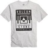 Volcom Men's Tablet Logo T-Shirt