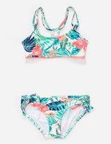 Roxy Jungle Poem Girls Bikini Set