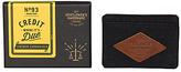 Gentlehardware Card Holder, Charcoal