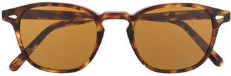 MOSCOT Genug round frame sunglasses