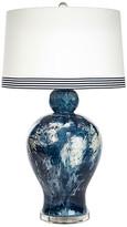 Barclay Butera For Bradburn Home Payton Marble Table Lamp - Blue