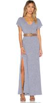 Lanston V Neck Maxi Dress