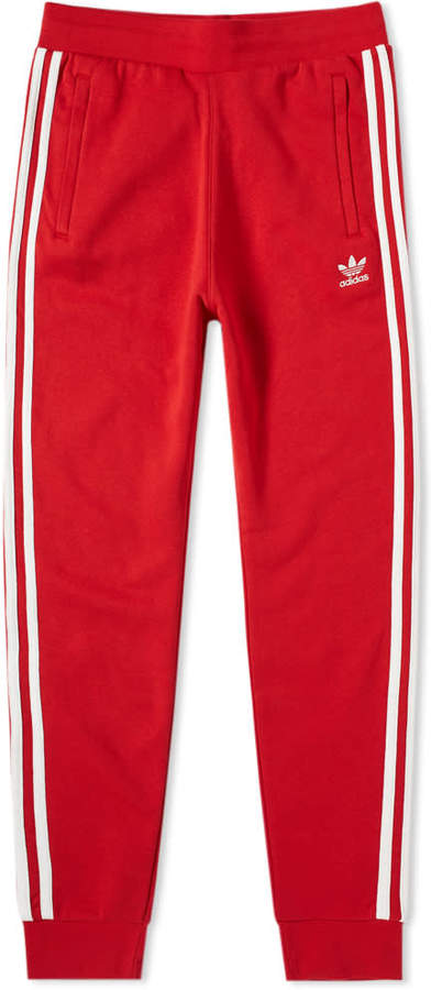 huge discount 7c475 47398 Mens Red Adidas Pants - ShopStyle