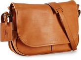 Polo Ralph Lauren Core Leather Messenger Bag